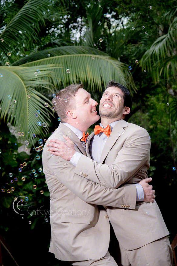Gay Weddings, Playa Del Carmen, Photographer