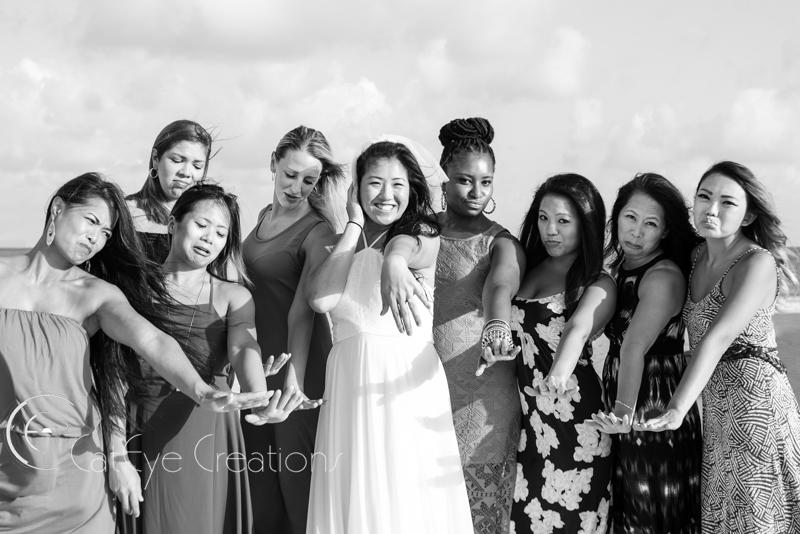 Bachelorette, Wedding, Riviera Maya