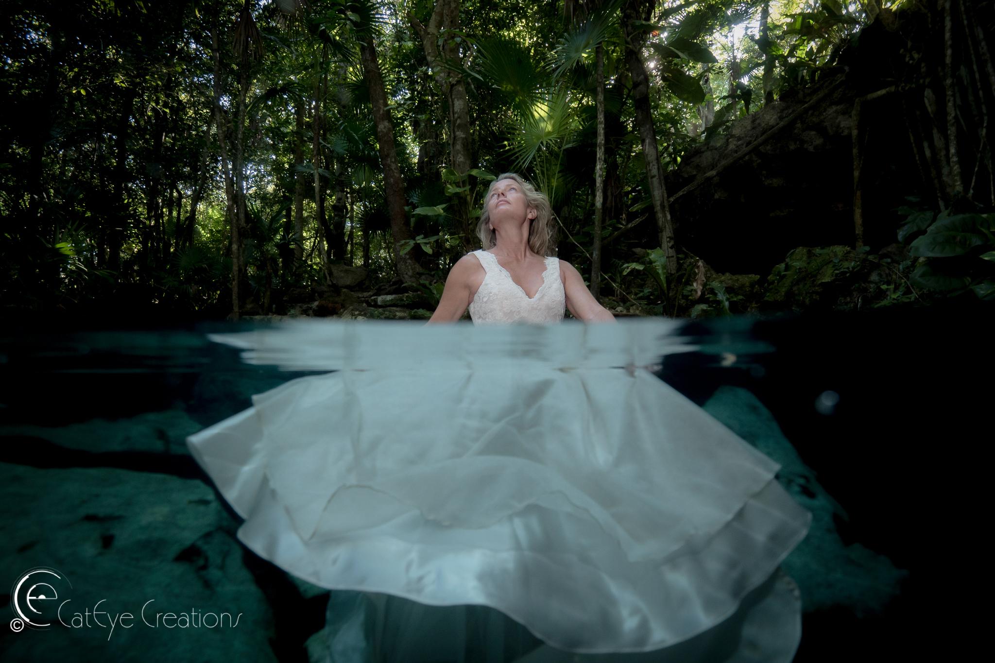 Destination Wedding Photography Playa del Carmen- Cat Eye Creations